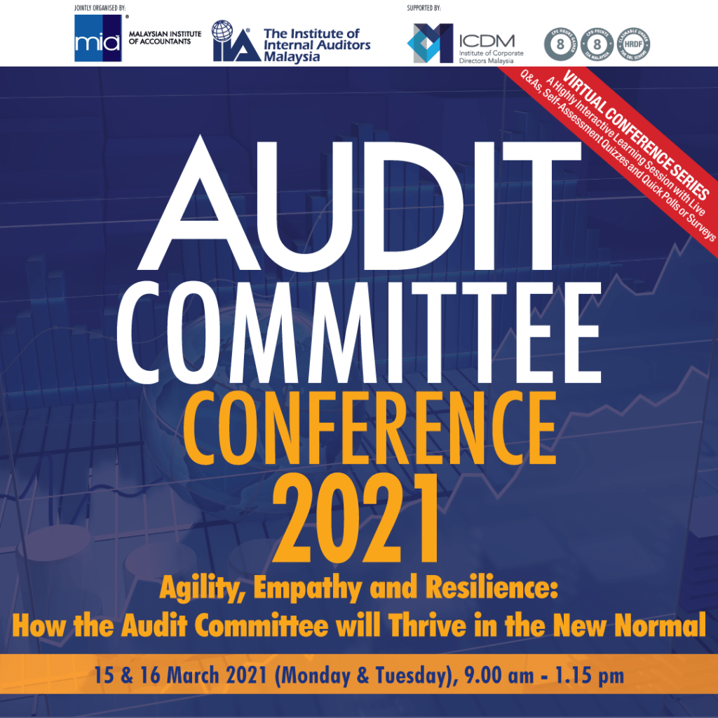 Audit Committee Conference 2021 1080×1080 ICDM